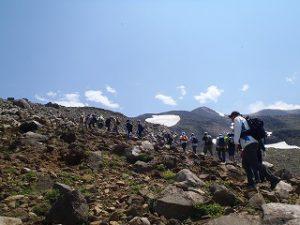 登山・ハイキング